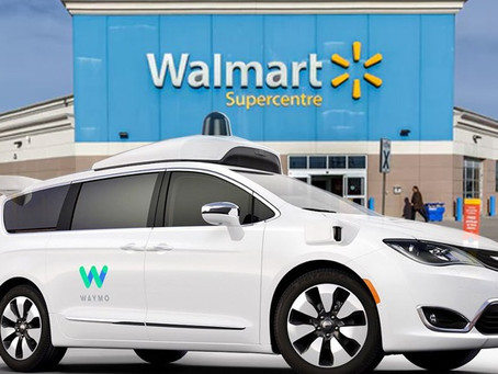 Walmart Launches Pilot Program to Bring Shoppers to Stores Using Self-Driving Cars From Waymo