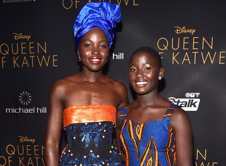 From Katwe  to our hearts- The inspiring story of Phiona Mutesi