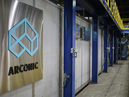 Arconic Mulls Competing Buyout Bids From Apollo and Blackstone-Carlyle