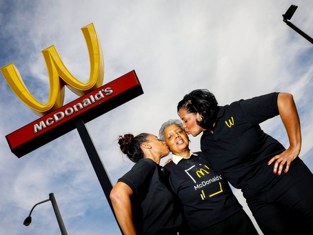 Family Business: Meet the Mother and Two Daughters Making Millions Selling Burgers