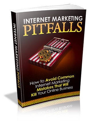 Internet Marketing Pitfalls