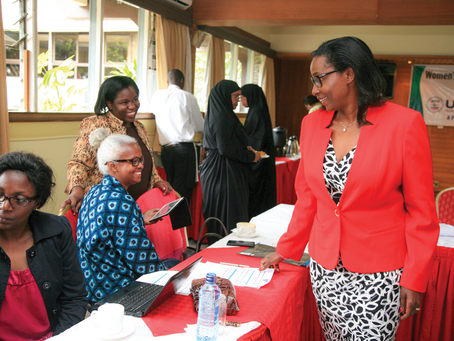 How to Reduce the Rate of Unemployment for Kenyan Women