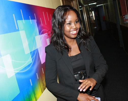 Yvonne Maingey : Yvonne Maingey, the  former NTV anchor is now bringing smiles to many women in Kenya. Despite her young age, she has proved it can be done.    It's not about age to any Kenyan woman, stand and shine. It's your time!