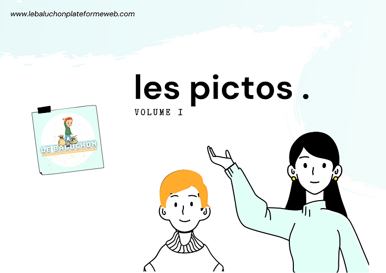 Recueil ; Les pictos | Volume 1