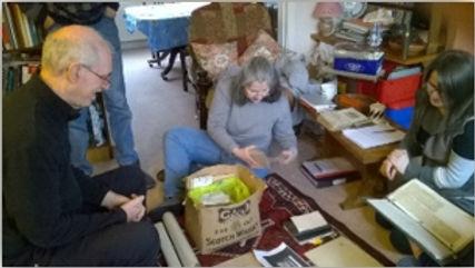 Parish History & Genealogical Research-1