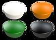 כפתורים מגנטיים לוח מגנטי זכוכית
