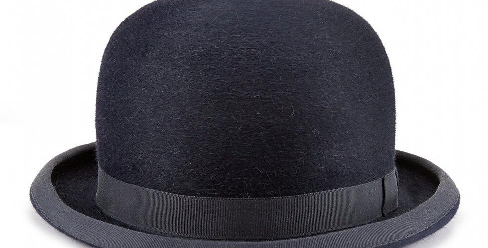 ご予約販売 James Lock & Co. Soft Town Coke Navy ジェームスロック ボーラーハット イギリス 帽子