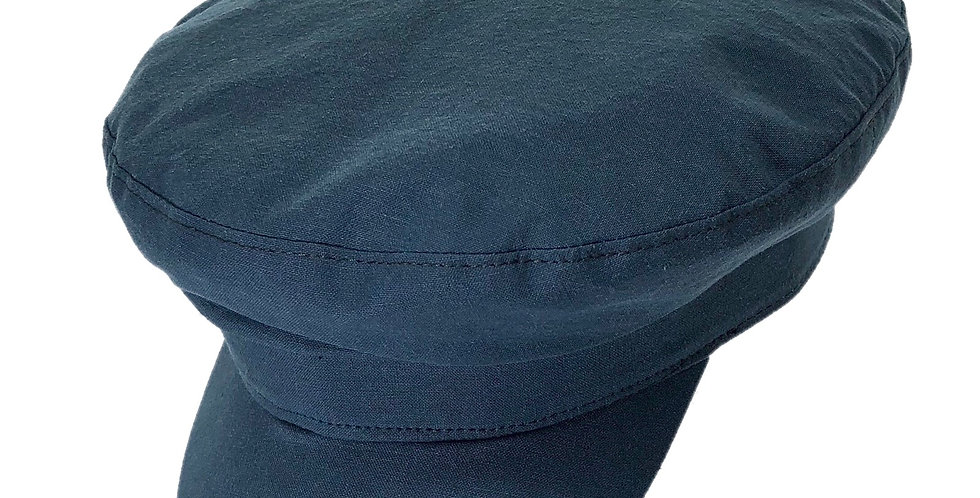 James Lock & Co. Summer Lennon Cap Blue ジェームスロック レノンキャップ イギリス 帽子