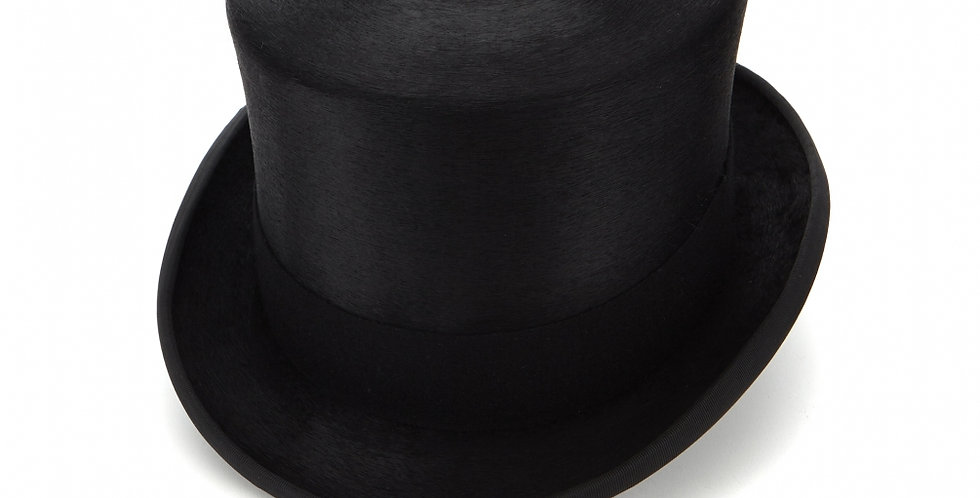 ご予約販売 James Lock & Co. Town shell top hat ジェームスロック シルクハット