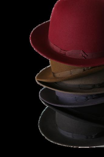 世界の様々な帽子(クラシックなJames Lockとは対照的です)