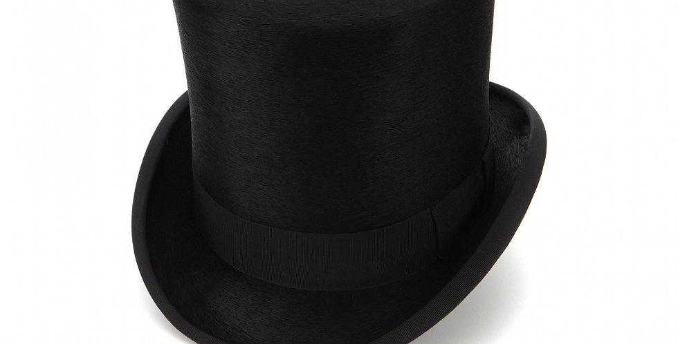ご予約販売 James Lock & Co. Town shell high crown top hat ジェームスロック シルクハット