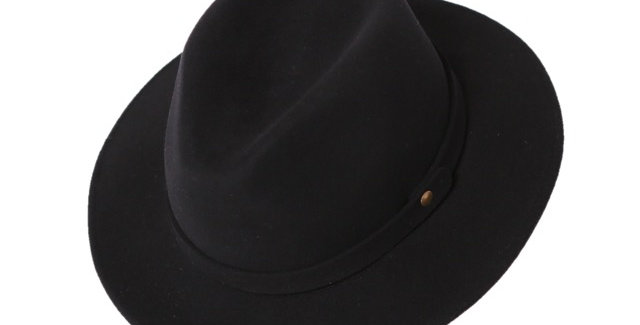 James Lock & Co. Nomad Rollable Black ジェームスロック ハット イギリス 帽子