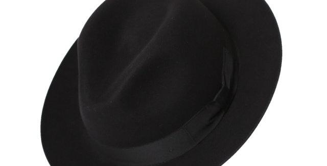 James Lock & Co. Fairbanks Black ジェームスロック ハット イギリス 帽子