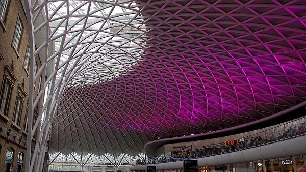 イギリスロンドンキングスクロス駅.JPG