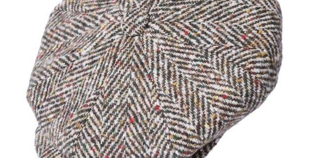 James Lock & Co. Muirfield tweed cap patt 2 ジェームスロック ミュアフィールドキャスケット イギリス 帽子