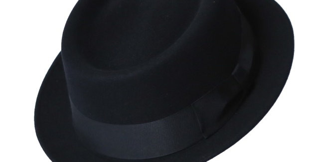 ご予約販売 James Lock & Co. Sinatra pork pie trilby Black ジェームスロック ハット イギリス 帽子