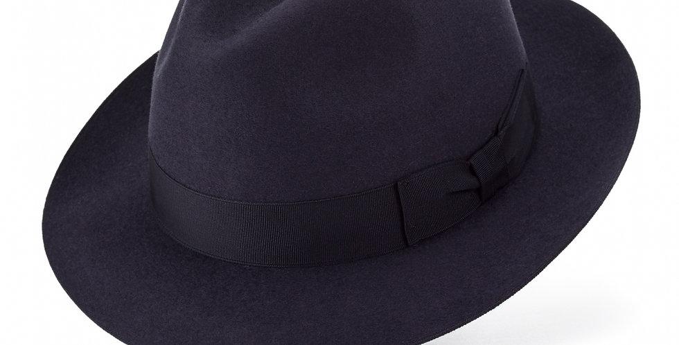 ご予約販売 James Lock & Co. Ormond trilby Navy ジェームスロック ハット イギリス 帽子