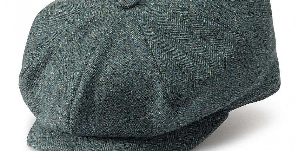 ご予約販売 James Lock & Co. Tremelo Cashmere cap Green ジェームスロック キャスケット イギリス 帽子