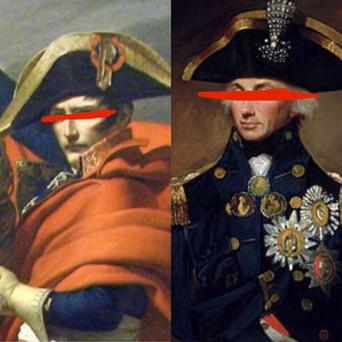 トラファルガーの海戦 フランス最強ナポレオンvsイギリス最強ネルソン提督
