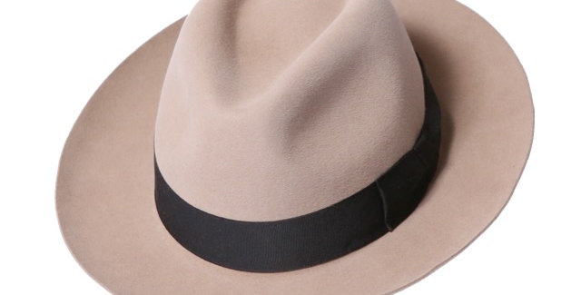 James Lock & Co. Atlantic Trilby Beige ジェームスロック ハット イギリス 帽子