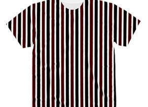 ストライプのTシャツって少なくないですか??