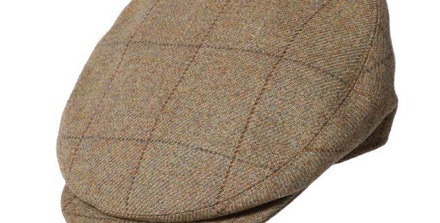 James Lock & Co. Turnberry tweed cap Patt2 ジェームスロック ハンチング イギリス 帽子