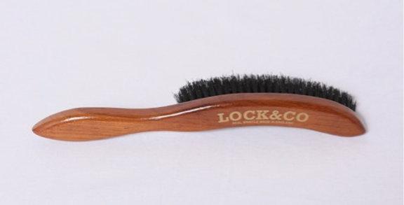 James Lock & Co. Hatters Hard Hat Brush ジェームスロック イギリス 帽子