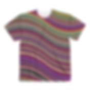 3サイケデリックボーダーTシャツ.jpg