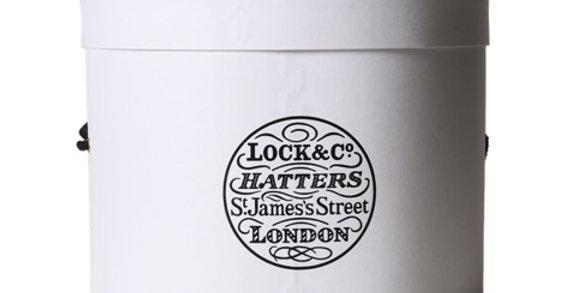 James Lock & Co. Hatters Medium Hat Box  ジェームスロック イギリス 帽子