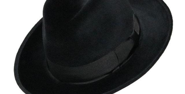James Lock & Co. Vienna Black ジェームスロック ハット イギリス 帽子