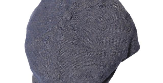 James Lock & Co. Reverb Cap Navy ジェームスロック ハンチング イギリス 帽子