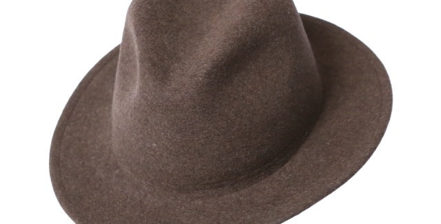 James Lock & Co. Rambler rollable trilby Brown ジェームスロック ハット イギリス 帽子