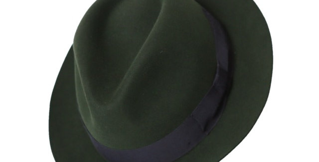 James Lock & Co. Atlantic Trilby Green ジェームスロック ハット イギリス 帽子