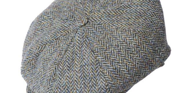 James Lock & Co. Sandwich tweed cap Patt4 ジェームスロック キャスケット イギリス 帽子
