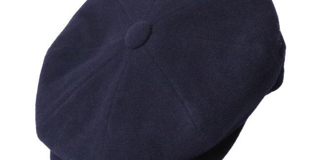 James Lock & Co. Muirfield tweed cap Navy ジェームスロック ミュアフィールド キャスケット イギリス 帽子