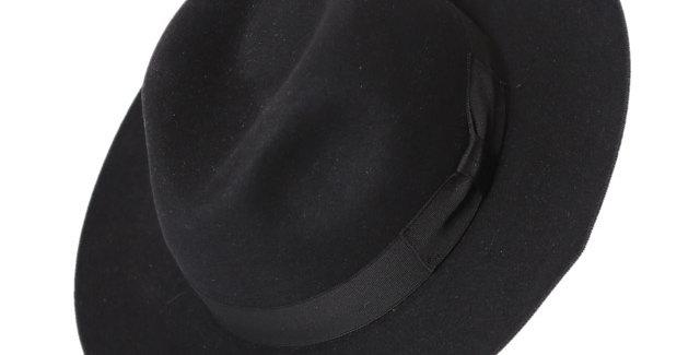James Lock & Co. Oscar Fedora Black  ジェームスロック ハット イギリス 帽子