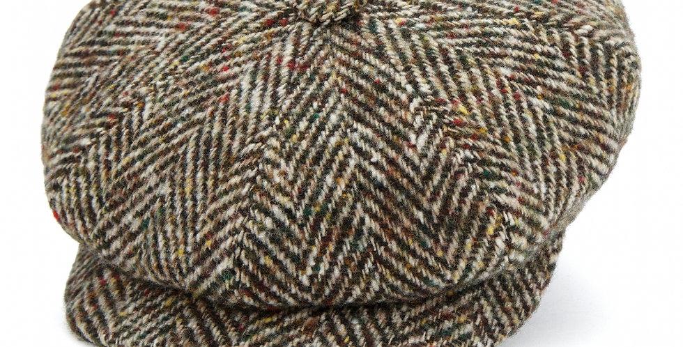 ご予約販売 James Lock & Co. Muirfield tweed cap patt2 ジェームスロック キャスケット イギリス 帽子