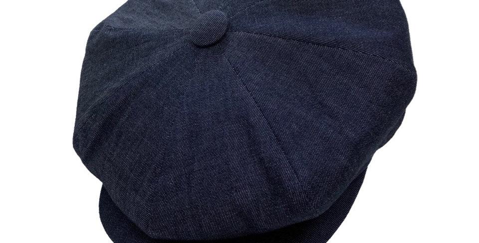 James Lock & Co. Summer Muirfield Denim Cap ジェームスロック キャスケット イギリス 帽子