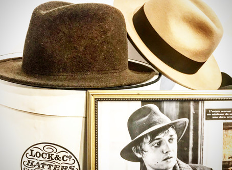 James Lock & Co. Hatters(ジェームスロック)とPeter Doherty(ピートドハーティ)のハット