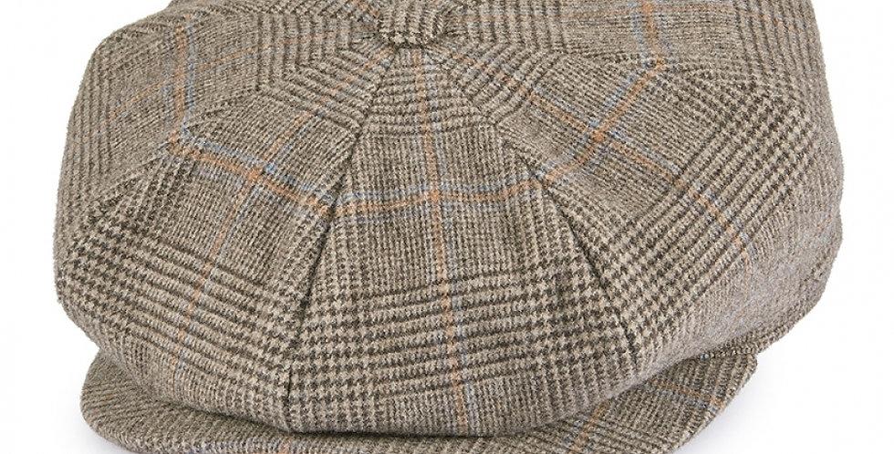 ご予約販売 James Lock & Co. Tremelo Escorial cap Brown ジェームスロック キャスケット イギリス 帽子
