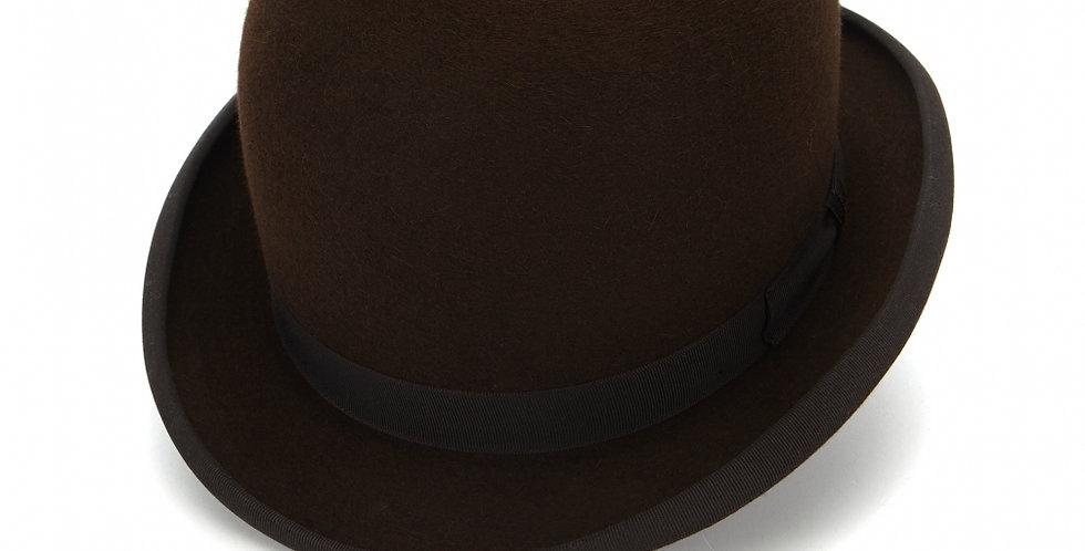 ご予約販売 James Lock & Co. Town Coke Brown ジェームスロック ボーラーハット イギリス 帽子