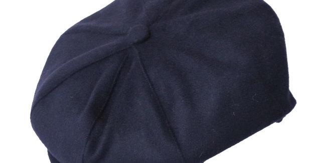 ご予約販売 James Lock & Co. Sandwich wool cap Navy ジェームスロック キャスケット イギリス 帽子