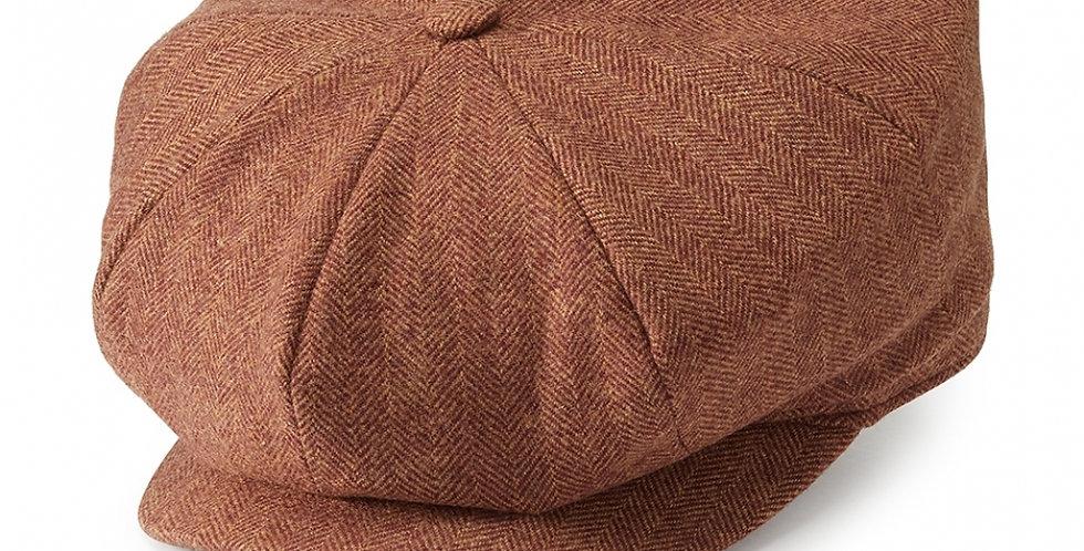 ご予約販売 James Lock & Co. Tremelo Cashmere cap Rust ジェームスロック キャスケット イギリス 帽子