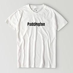 イギリスロンドンパディントン駅Tシャツ.jpg