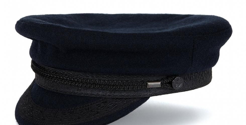 James Lock & Co. Skipper Cap ジェームスロック スキッパーキャップ マリンキャップ セーラーキャップイギリス 帽子