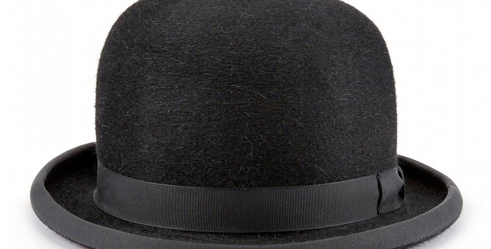 ご予約販売 James Lock & Co. Soft Town Coke Black ジェームスロック ボーラーハット イギリス 帽子