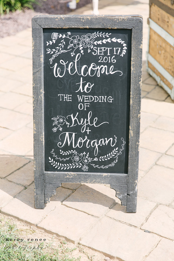 Rustic Farm Wedding with Kyle and Morgan