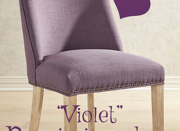Violet chairs
