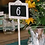 Thumbnail: White pedestal table numbers