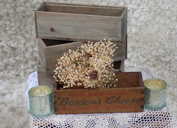 Borden's Cheese box